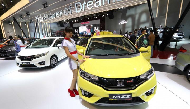 Genjot Penjualan, Honda Tebar Emas dan Uang Rp1 Juta - Warta Ekonomi