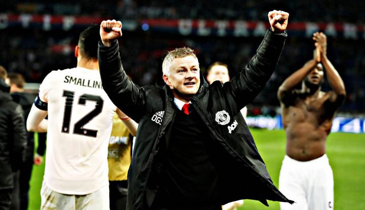 Manchester United Bantai Chelsea 4-0! - Warta Ekonomi