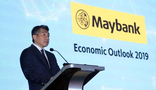 Maybank Gelar Diskusi, Bahas Bisnis di Era Pandemi