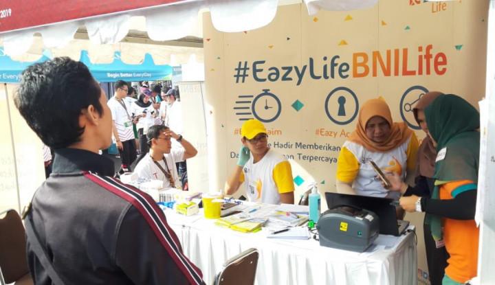 Awal Tahun, BNI Life Bukukan Premi Sebesar Rp935 Miliar - Warta Ekonomi