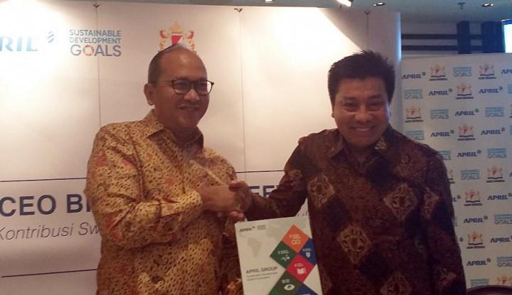 APRIL Group Komitmen Jalankan Pembangunan Berkelanjutan - Warta Ekonomi
