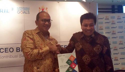 Foto APRIL Group Komitmen Jalankan Pembangunan Berkelanjutan