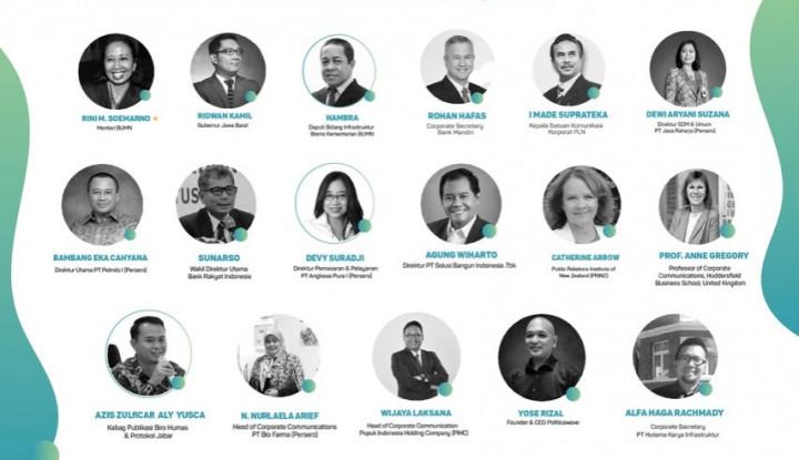 FH BUMN Gelar Kongres dan Munas 2019 Siap Hadapi Tantangan PR Masa Depan - Warta Ekonomi