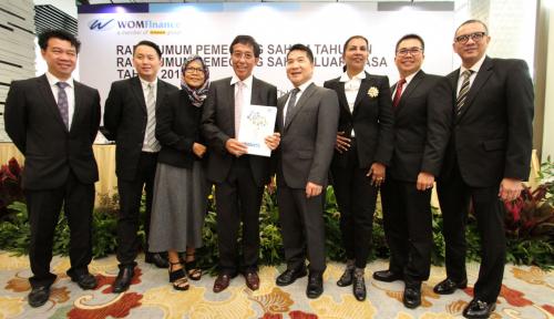 WOMF Bidik Dana Rp5 Triliun, WOM Finance Terbitkan Obligasi