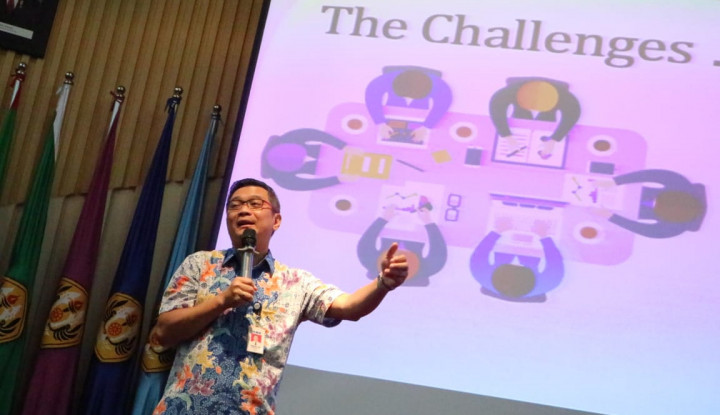 Hadapi Industri 4.0, BCA Harap Lulusan Kampus Mampu Berdaya Saing Global - Warta Ekonomi