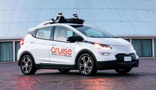 Foto Akan Rilis Robotaxi di 2019, Produsen Mobil Nomor 1 AS Buka Lowongan Kerja 1.000 Orang