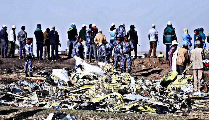 Kanada Larang Terbang Boeing 737 Max 8 Usai Warganya Jadi Korban Kecelakaan - Warta Ekonomi