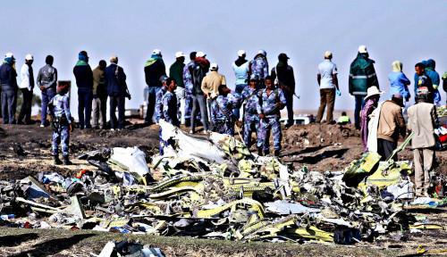 Foto Kanada Larang Terbang Boeing 737 Max 8 Usai Warganya Jadi Korban Kecelakaan