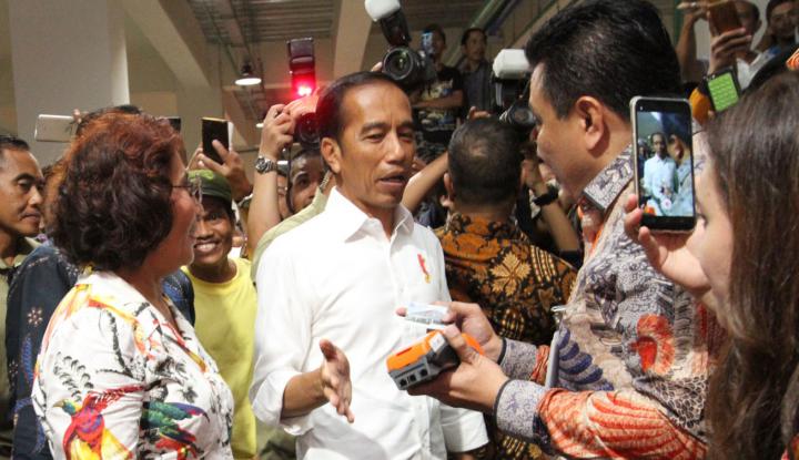 Perpres Soal Merkuri Sudah Diteken Jokowi