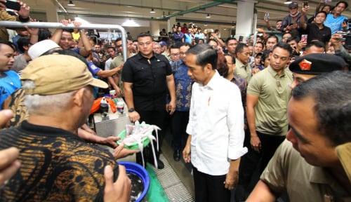 Foto Diresmikan Jokowi, Pelabuhan Sibolga Menjadi Urat Nadi Perekonomian Sumatera Utara