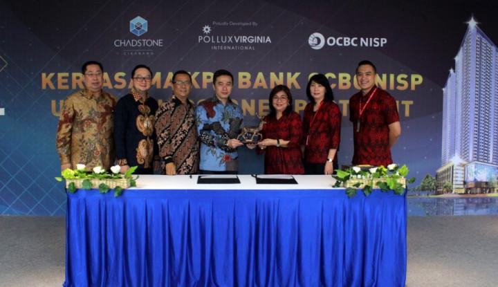Pollux Aditama Kencana Gandeng Bank OCBC, Fasilitasi KPA - Warta Ekonomi