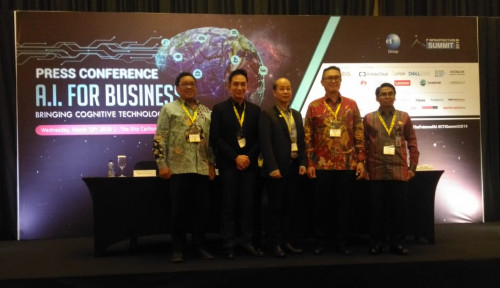 Foto Ajak Pelaku Bisnis Melek AI Melalui CTI IT Infrastructure Summit 2019