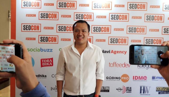 Pionir, Konferensi SEO Resmi Digelar di Indonesia