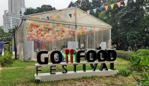 Foto Usai Lebaran, Go-Food Festival Kembali Tawarkan Ini ke Pengunjung