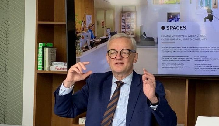Ini Tips Ekspansi Bisnis ke Luar Negeri Ala Lars Wittig - Warta Ekonomi