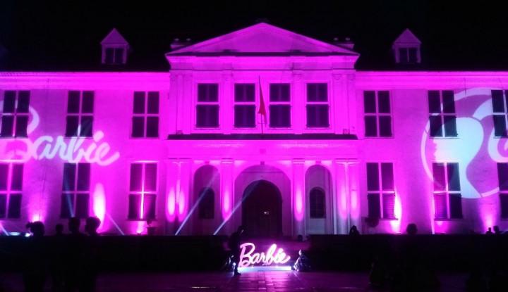 Gara-gara Barbie, Gedung Museum Fatahillah Berwarna Pink - Warta Ekonomi