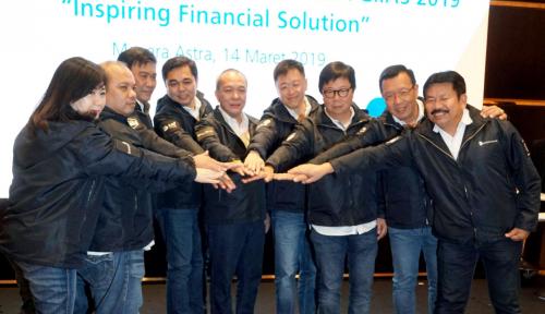 Foto Jadi Sponsor Utama GIIAS 2019, Astra Financial Ogah Pasang Target Agresif