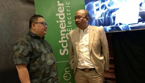Foto Bersama GBC, Schneider Bakal Galakkan Smart Building
