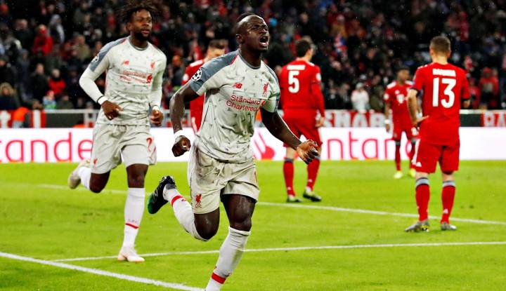 Taklukkan Munchen 3-1, Liverpool ke Perempat Final Liga Champions - Warta Ekonomi