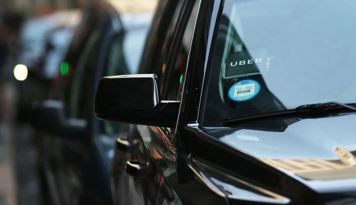 Aplikator Taksi Online Ini Masih Merugi, Takut Ditinggal Sama . . . . - Warta Ekonomi