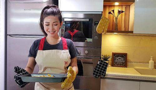 Foto Enggak Ada Obat, Jurus Bisnis Restoran Ala Chef Marinka Jitu Cuy