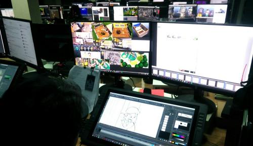 Foto Ingin Bersaing di Level Internasional, SHOH Gaet Animator Indonesia