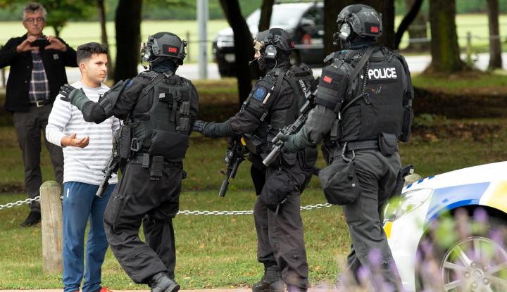 Kepolisian Selandia Baru Terus Upayakan Penyelidikan, Berikut Perkembangan Informasinya - Warta Ekonomi
