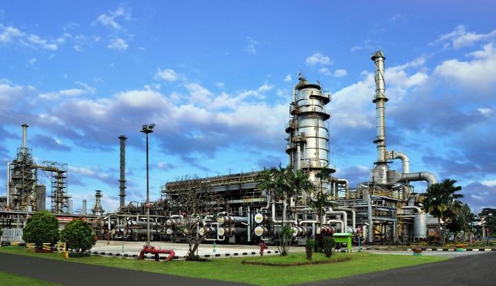 Produksi Pertamina di Kilang Plaju Tembus 36,3 Juta Barrel/Tahun - Warta Ekonomi