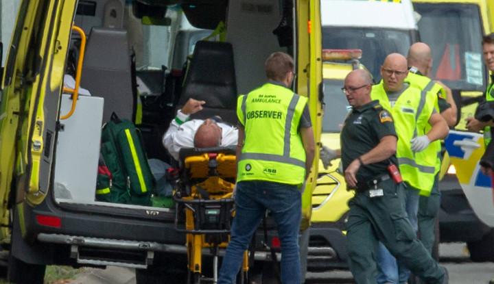 Jenazah Korban Penembakan Brutal di Selandia Baru Mulai Dimakamkan - Warta Ekonomi