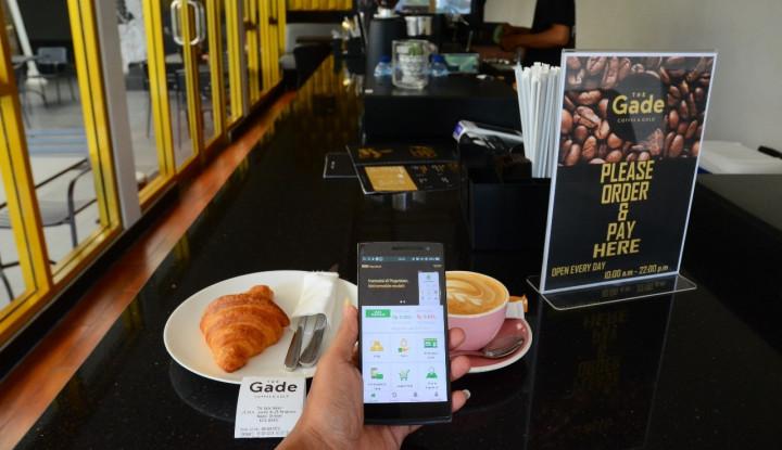 Menjajal Aplikasi Pegadaian Digital Ditemani Kopi Nusantara - Warta Ekonomi