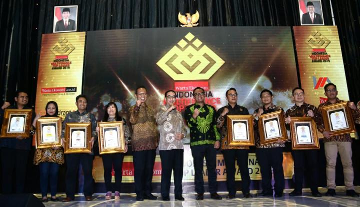 Inilah Para Pemenang Multifinance Top Leader Award 2019 - Warta Ekonomi