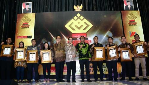 Foto Inilah Para Pemenang Multifinance Top Leader Award 2019