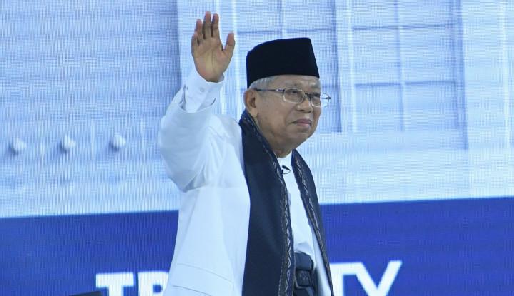 TKN: Jokowi-Ma'ruf Tawarkan Program Realistis, Sandiaga Ceritakan Program Fiktif - Warta Ekonomi