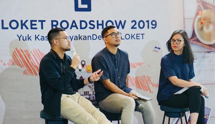 Dorong Industri Kreatif Lokal di Semarang, LOKET Ajak Komunitas Berkreasi Lewat Event - Warta Ekonomi