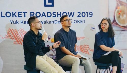 Foto Dorong Industri Kreatif Lokal di Semarang, LOKET Ajak Komunitas Berkreasi Lewat Event