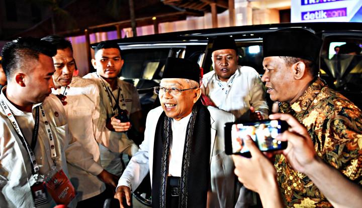 Pak Kyai Bilang Begini saat Tahu Hasil Survei Litbang Kompas... - Warta Ekonomi