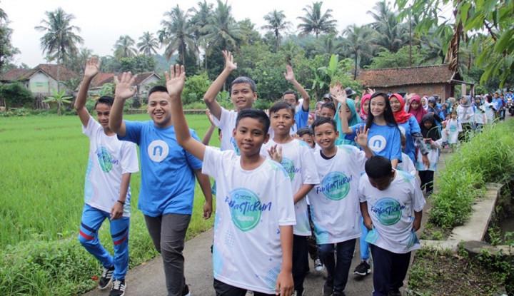 Gunakan Netzme, Warga Ciamis Bikin Kampung Digital - Warta Ekonomi