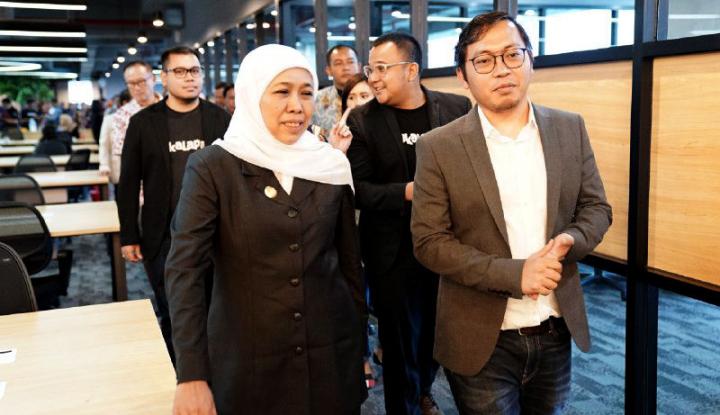 Achmad Zaky Buka Suara Terkait Aksi PHK Massal Bukalapak - Warta Ekonomi