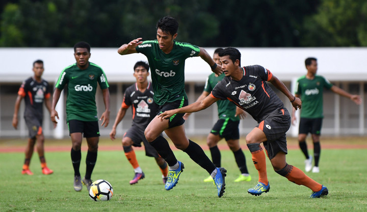 Jadwal Laga Timnas U-23 di Kualifikasi Piala Asia U-23 - Warta Ekonomi