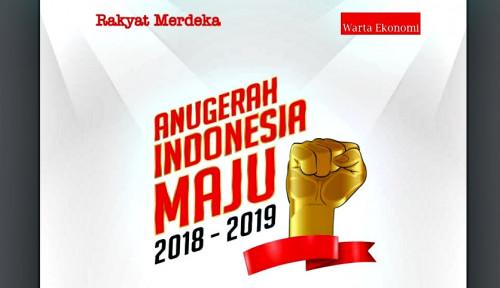 Foto Warta Ekonomi x Rakyat Merdeka Gelar Anugerah Indonesia Maju