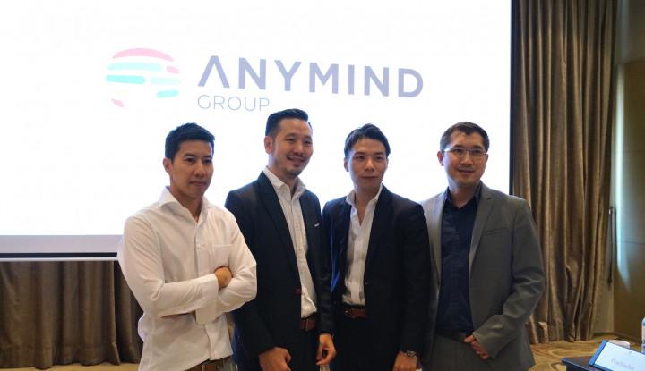 AnyMind Group Akuisisi Jaringan Multi-Channel Thailand - Warta Ekonomi