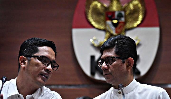 KPK Tahan Tersangka Suap Proyek di Kabupaten Bengkayang