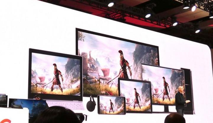 Ini Dia Game Berbasis Cloud Google Disrupsi Xbox dan Kawan-Kawan - Warta Ekonomi