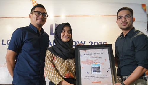 Foto Loket Dukung Pemkot Malang Tingkatkan Industri Kreatif Lewat Event