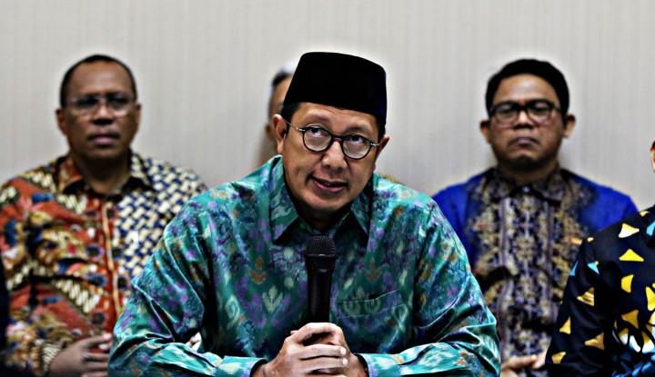 Menteri Lukman: Usai Ramadhan, Kita.... - Warta Ekonomi