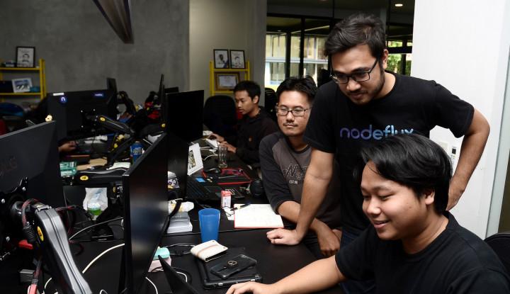 Co-Founder Nodeflux Berbagi Pengalamannya Jadi Spesialis AI - Warta Ekonomi