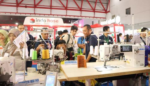 Foto Ingin Tahu Teknologi 4.0 untuk Industri TPT, Datang ke Pameran Ini