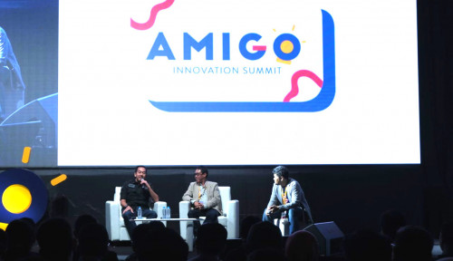 Foto AMIGO Innovation Summit 2019, Ajang Unjuk Digital Ecosystem Indonesia
