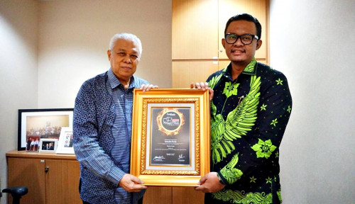 Corsec Triputra Group Raih Gelar Spokesperson of The Year