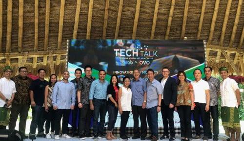 Foto Begini Upaya Grab Bawa Indonesia ke Ekonomi Digital Terbesar se-Asia Tenggara